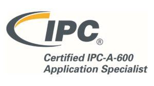 IPC-A-600 Certified IPC Specialist CIS logo