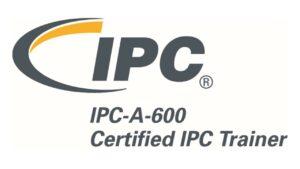 IPC-A-600 Certified IPC Trainer logo
