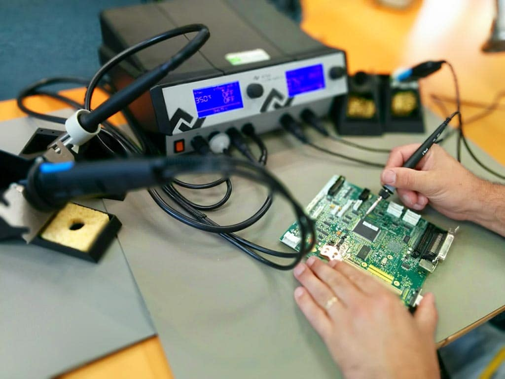 Basic Hand Soldering Course