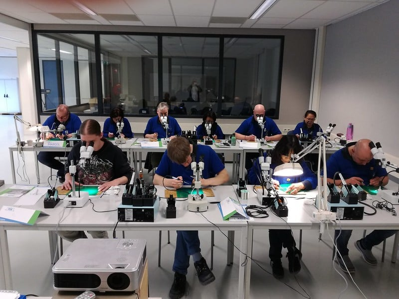 Advanced Course Hand Soldering