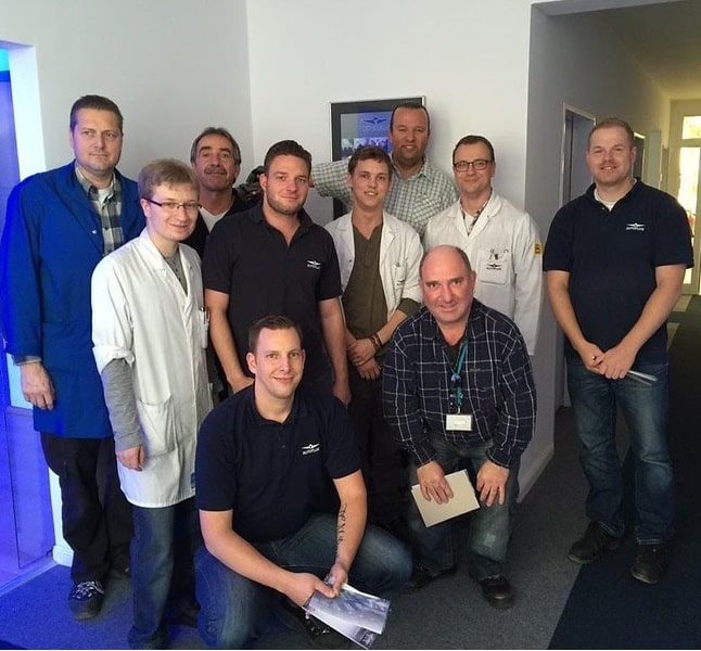 Seminar IPC-AJ-820 Gruppe