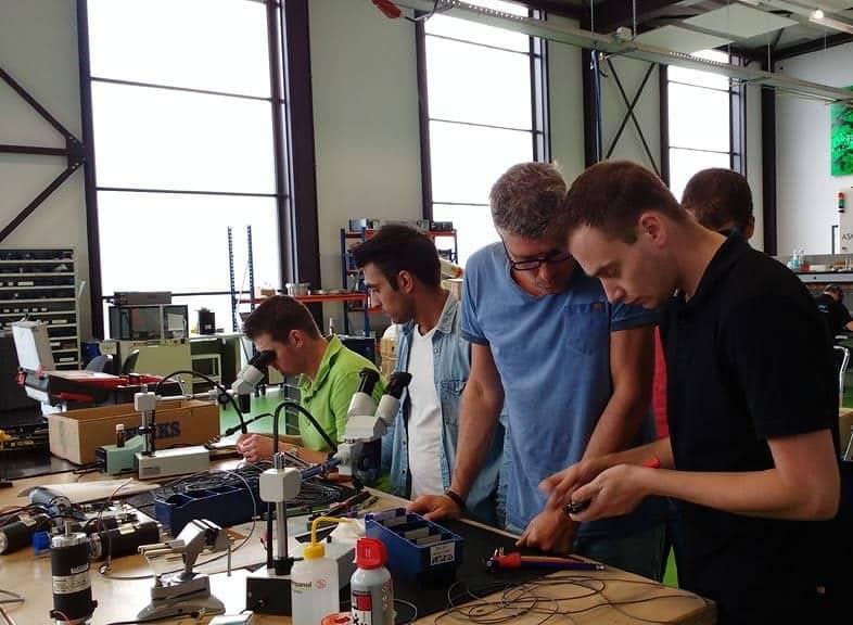 Certified PIEK Operator – Qualitäts- en Abnahmekriterien für Baugruppen