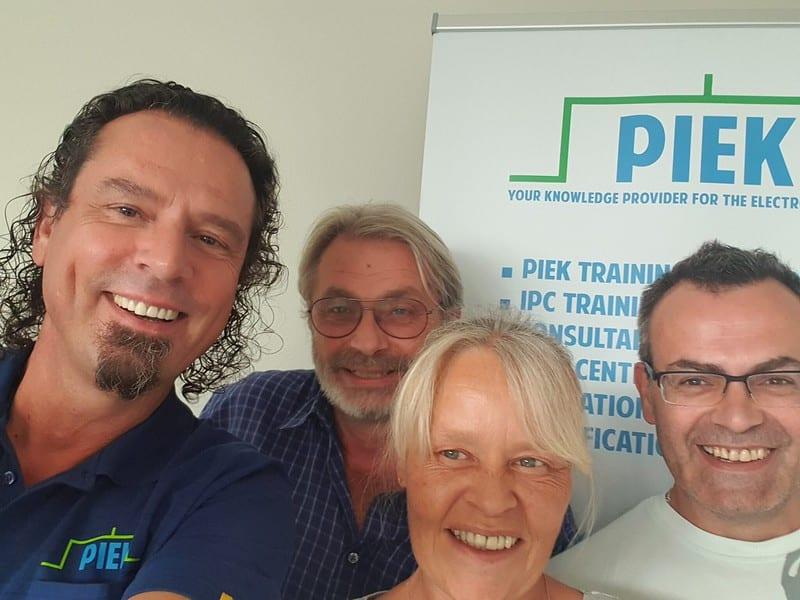 IPC 6012 Training Gruppe