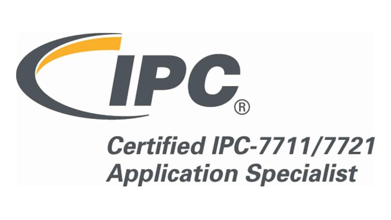 IPC-7711/7721 Certified IPC Specialist CIS logo