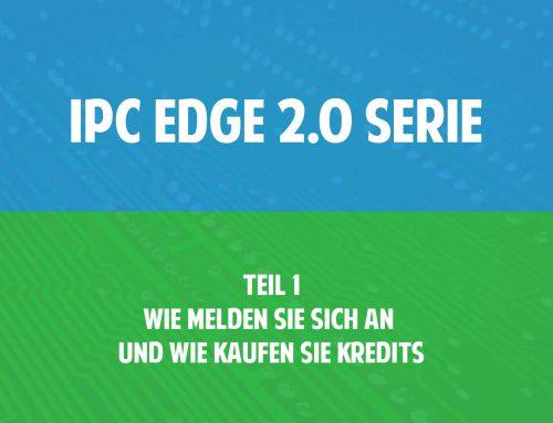 Video: IPC Edge 2.0 Serie Teil 1 – Wie melden Sie sich an und wie kaufen Sie Kredits