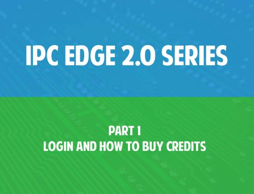 Video: IPC Edge 2.0 series Part 1 – Login and how to buy credits