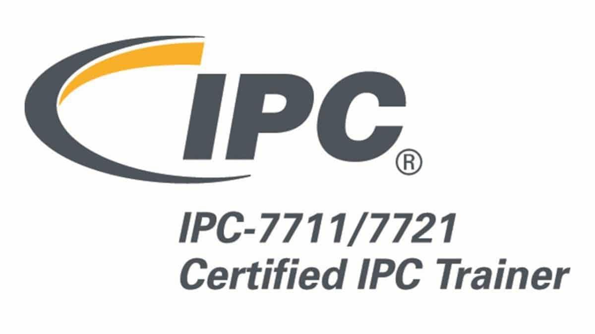 IPC-7711/7721 Certified IPC Trainer