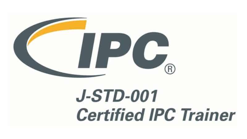 IPC-J-STD-001 Certified IPC Trainer logo