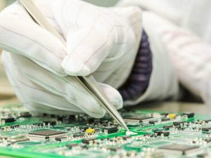 Beratung in der Elektronikindustrie