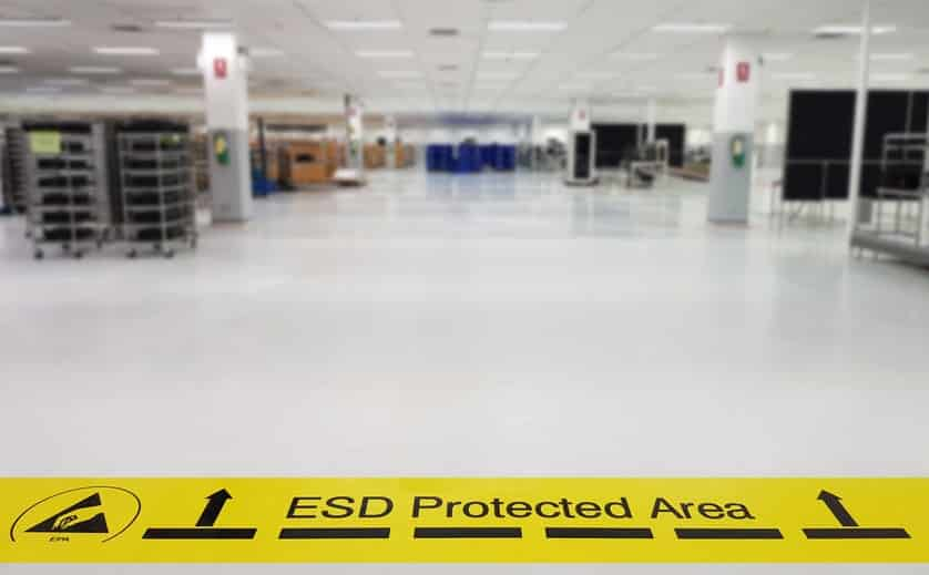 ESD Plant Auditor / Training