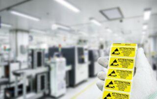 esd sicherer Produktionsbereich